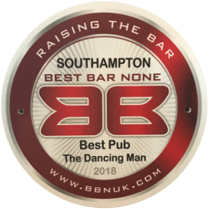 Best Bar None Award badge