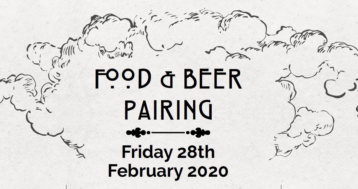 Food & Beer pairing